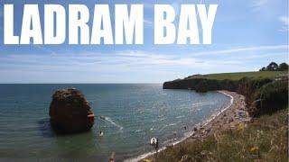 Ladram Bay Holiday Park - Devon - England - 4K Virtual Walk - July 2020
