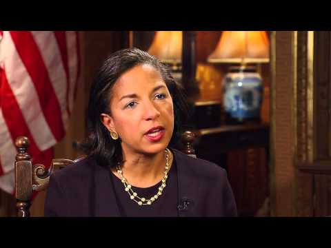 CCTV America's Interview with Susan Rice