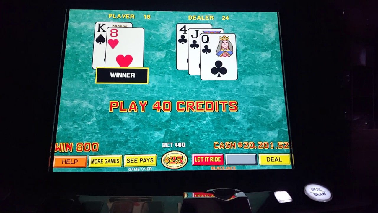 How to win at video blackjack 3 card blackjack coushatta