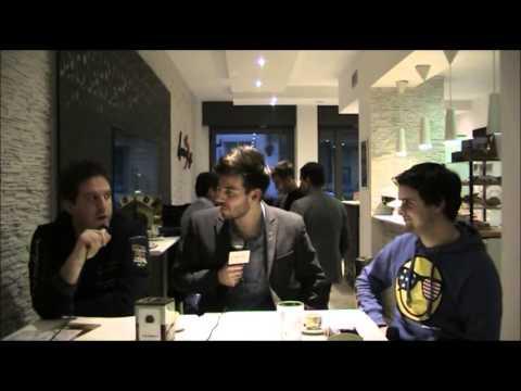 UN CAFFE' FUORICAMPO - Puntata del 29-01-2014: Spazio all'Azzurra con Nicolas Volume