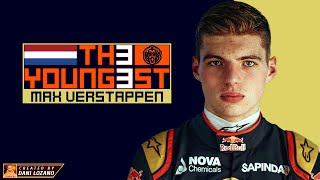 TH3 YOUNG3ST (Max Verstappen documentary)
