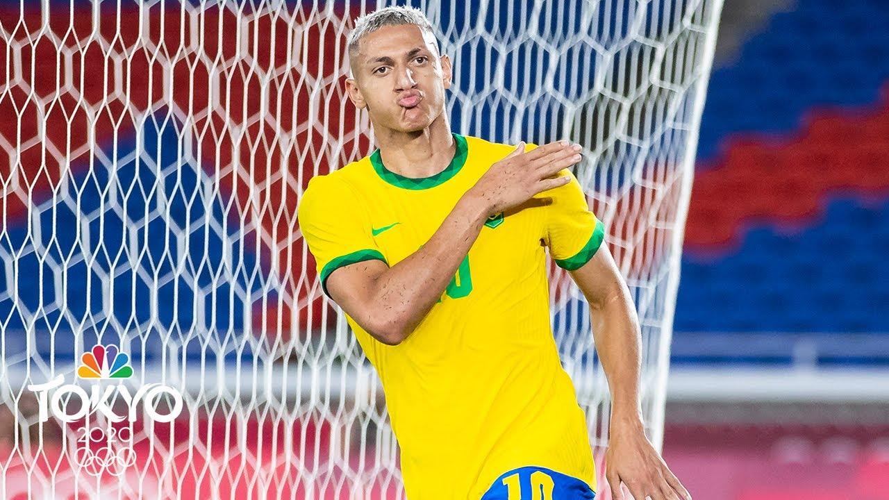 Download Brazil vs. Germany | Tokyo Olympics 2020: Men's Soccer Highlights | NBC Sports