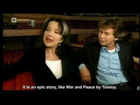 Marietta Petkova: interview for Belgian TV and concert fragments