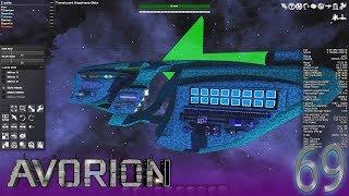 Chariot Carrier Blueprint | Avorion #69