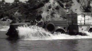 Вездеход ГАЗ-69 (1953) / GAZ-69 all-terrain vehicle (1953)