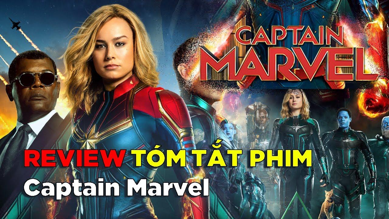 Download Review Tóm Tắt Phim: Captain Marvel (2019)