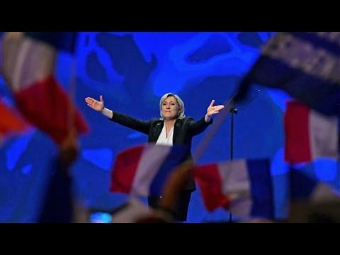 Thumbnail: Can France's Marine Le Pen Win the Presidential Election?