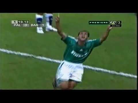 Palmeiras 1x1 Grêmio Barueri - Campeonato Paulista 2007