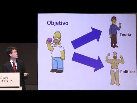 Premio Nobel Economia 2017: Richard Thaler. Conferencia en Fundación Ramón Areces de Pedro Rey Biel