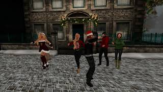 Laz   Shake Up Christmas   XA Dancers   17 Dec 2018
