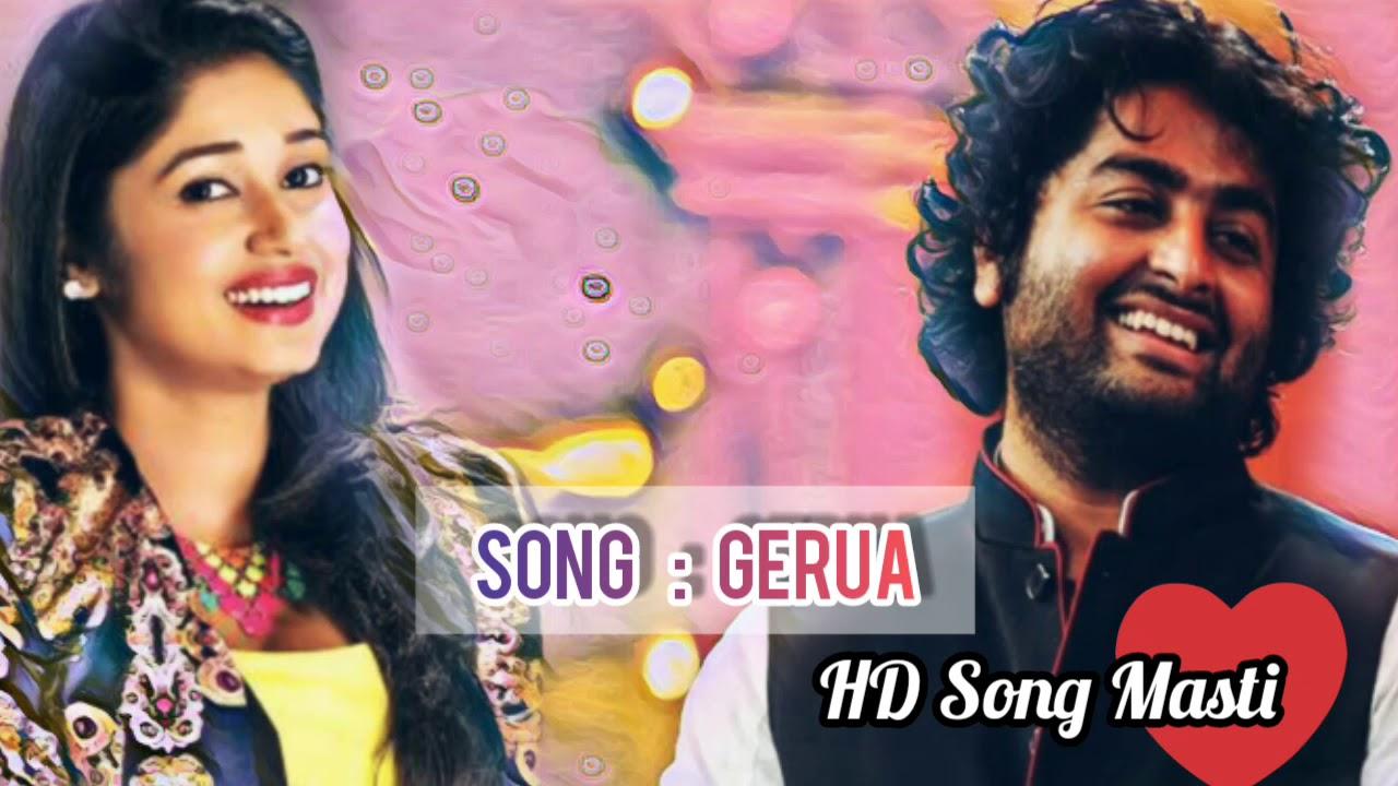 Gerua Song Lyrical Full Video  Arijit Singh  Antara Mitra  Dilwale 2015