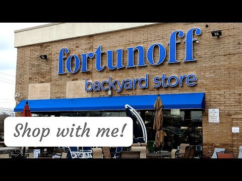 Fortunoff The Backyard Store! | Shop with us! | Outdoor furniture