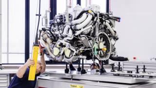 Gambar cover Bugatti Chiron qua trình sản xuất