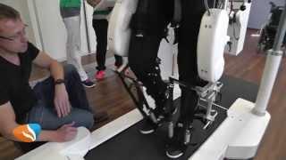 Ambulantes Therapiezentrum Magdeburg Therapie mit dem Lokomat
