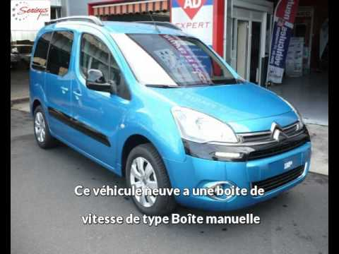 citroen berlingo multispace diesel neuve 18300 youtube. Black Bedroom Furniture Sets. Home Design Ideas