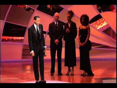 Sen. Barack Obama - 36th NAACP Image Awards - Chairman's Award