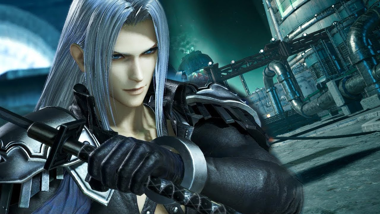 Final Fantasy VII: Como Sephiroth Virou Um Vilão