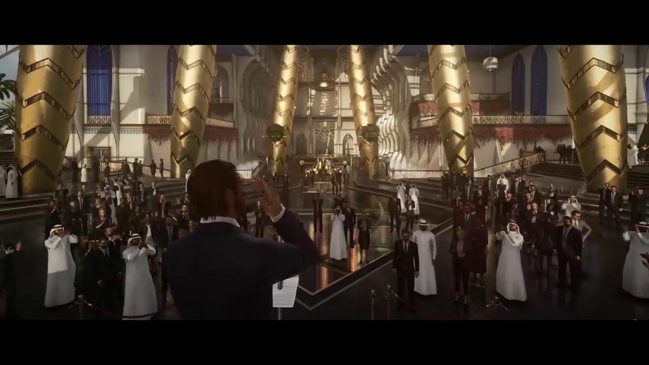 PS5_ HITMAN 3 2021 JUEGOS PS5 - YouTube