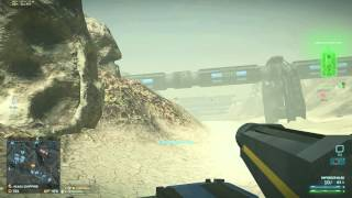 Planetside 2 - NC Miller - m20 mustang and Enforcer ml85