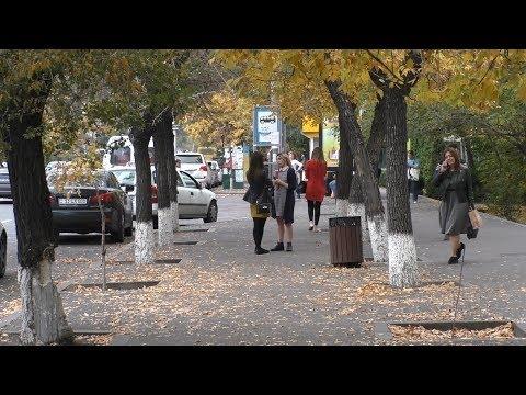 Yerevan, 23.10.18, Tu, Shrjanainits verev.