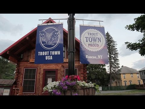 Roscoe General - Upstate New York Trout Town USA