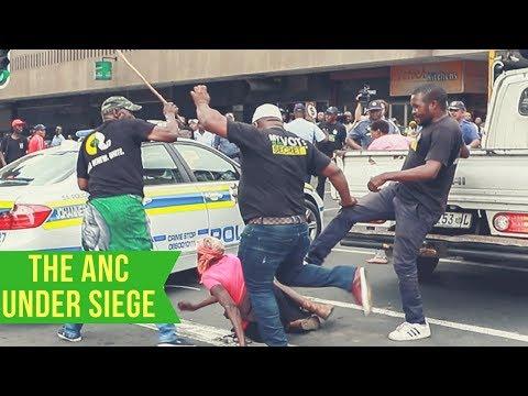 The ANC Under Siege in Johannesburg