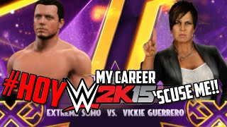 WWE 2K15 My Career: Extreme Sumo Finale!!