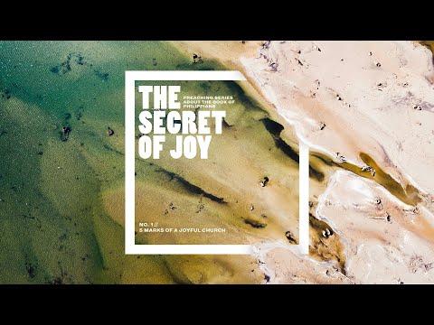 Five marks of a joyful church (Dave Schnitter)