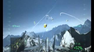 Tom Clancy's HAWX 2 - Gameplay - Interception Course (Parte 1/2)