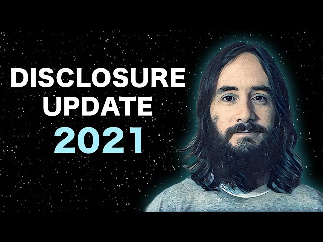 UFO Disclosure Update For The New Year 2021