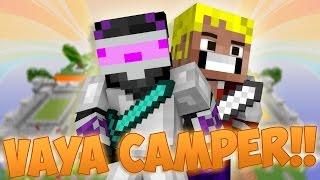 PEDAZO DE CAMPERO!! XD | MINECRAFT: Con Magoangel