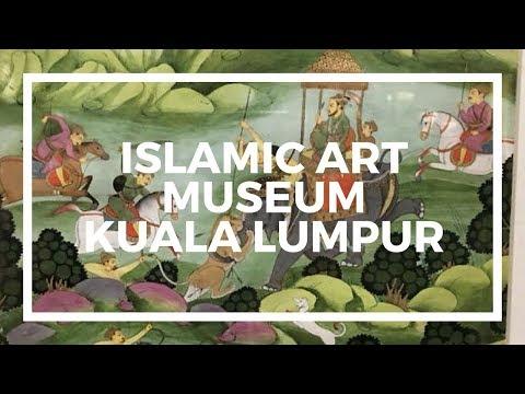 Islamic Art Museum, Kuala Lumpur  VLOG #3