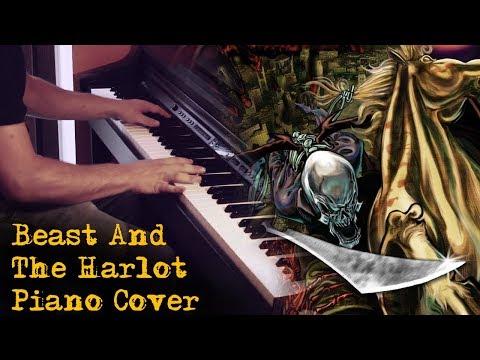 Avenged Sevenfold  Beast And The Harlot  Piano