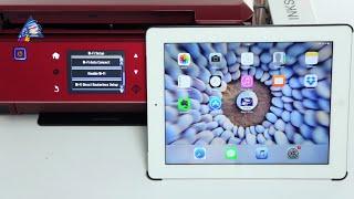 Налаштування Wi-Fi Direct на iOS-пристроях