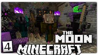 Minecraft | ULTIMATE ALIEN DUNGEON | The MOON #4 | Custom Command World