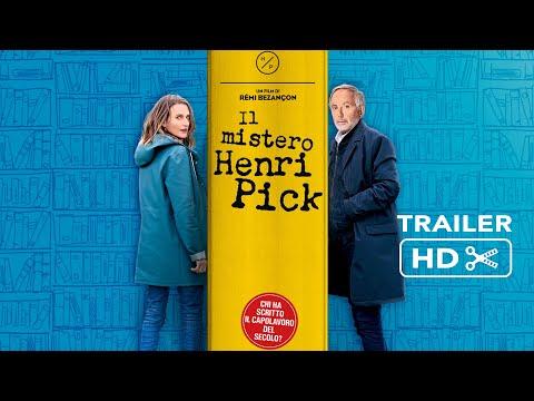 Il mistero Henri Pick I Trailer Italiano Ufficiale HD