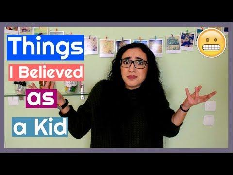 Πράγματα που πίστευα όταν ήμουν μικρή || Dodo