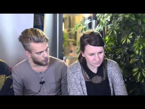 GLS 2014 intervjuu - Daniel Levi Bänd