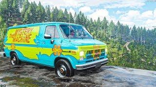รถตู้สกูปปี้ดู (Forza Horizon 4 Scooby Doo Mystery Machine)