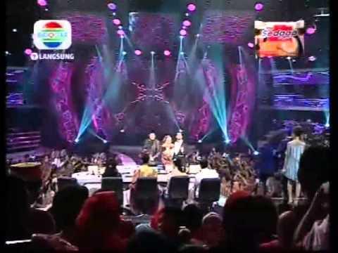 Camelia Malik - Segudang Rindu - Konser Grand Final - DAcademy Indonesia