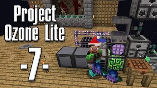 Minecraft - Project Ozone Lite #07 - ME system (HD)