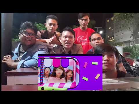 "[image.tm] MV Reaction ""TWICE トゥワイス – Candy Pop"""