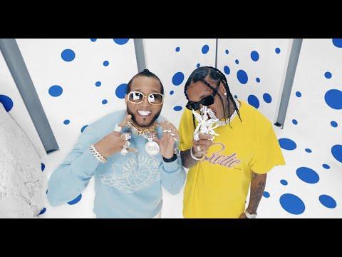 """El Alfa """"El Jefe"""" x Tyga - Trap Pea (Official Video)"""
