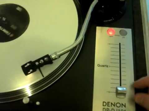 Denon DP-DJ101, Numark 1720se, Holmbergs cases HBC