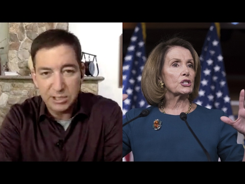 Glenn Greenwald On Democrats' Russia Hysteria