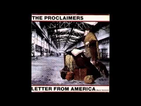 The Proclaimers - Letter From America