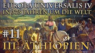 Let's Play Europa Universalis 4 – III. Äthiopien #11: In Lauerstellung (In 375 J. um die Welt)