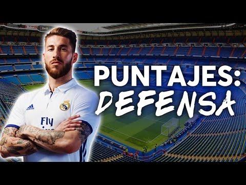 Puntuaciones Real Madrid 2016-2017 | PORTEROS y DEFENSAS | REAL NEWS