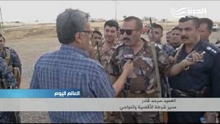 قتلى وجرحى في هجومين لداعش على محطة للغاز وحقل نفطي في كركوك