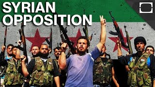 Who Are The Biggest Rebel Groups Fighting In Syria?
